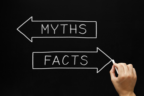 3 Visio Myths