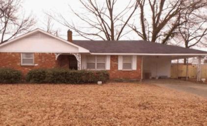 Memphis SFR Rental