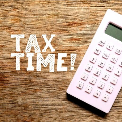 Tax Time-1