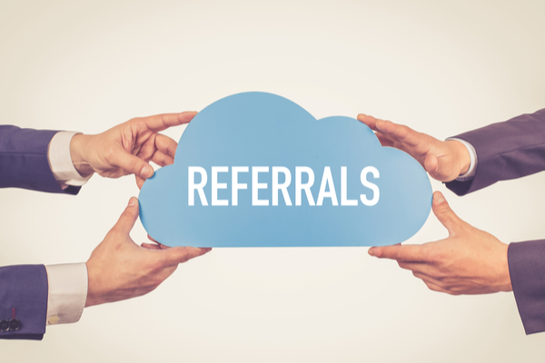 The New Visio Referral Program